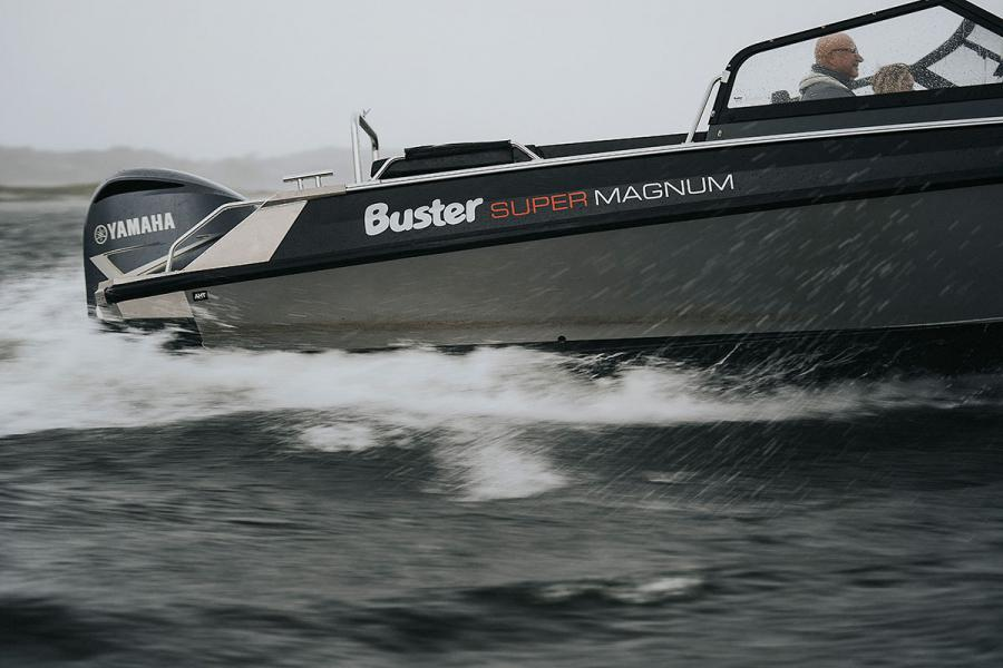 Buster-aluboote boot Düsseldorf 2019 Bootsausstellung