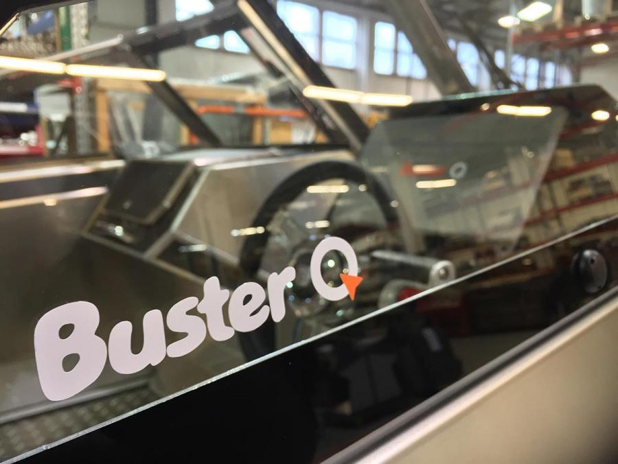 avoimet työpaikat tuotantoinsinööri Ähtäri Buster alumiiniveneet