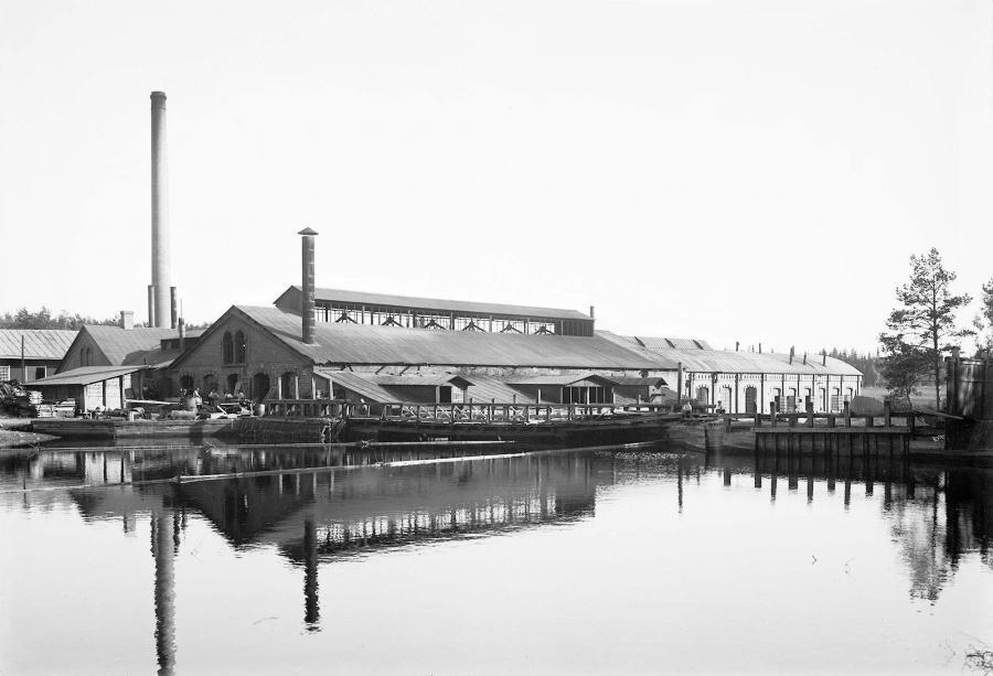 Inha Works around year 1900