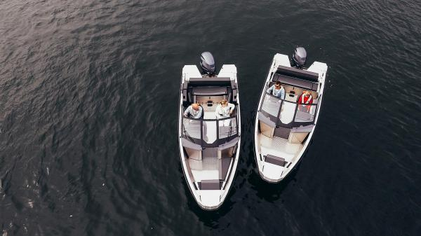 New 2020 Buster XXL and Buster XL aluminium powerboats