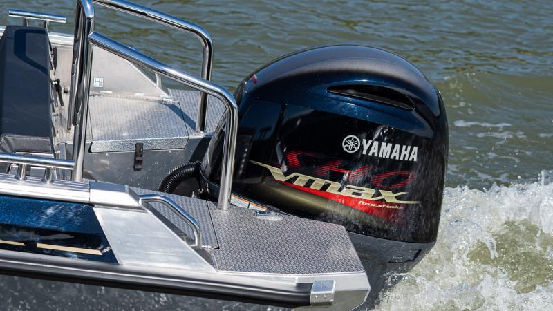 Buster XL Yamaha V MAX Super High Output