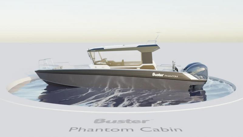 Buster Phantom Cabin