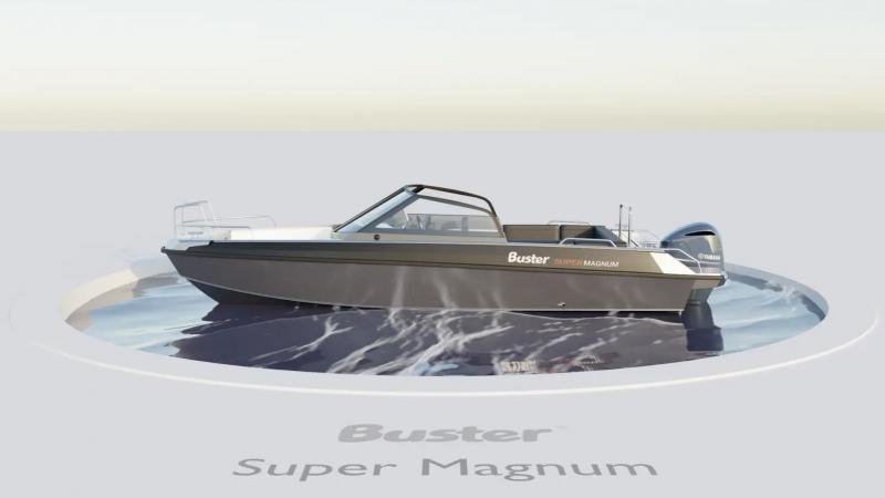 Buster SuperMagnum