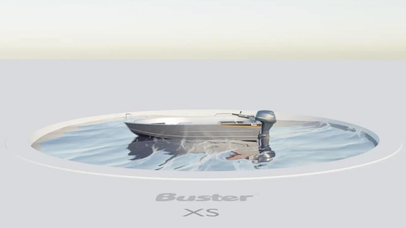Buster XS 360 view