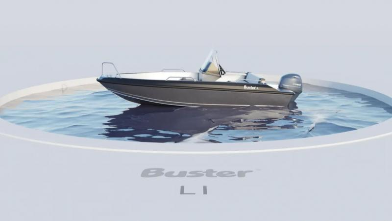 Buster L1 360 view
