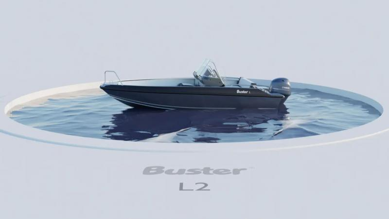 Buster L2 360 view