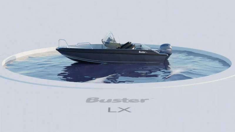 Buster Lx 360 view