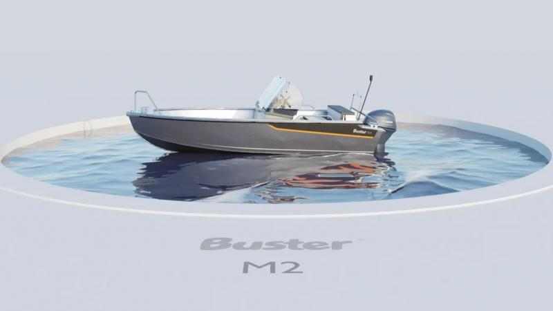 Buster M2 360 view