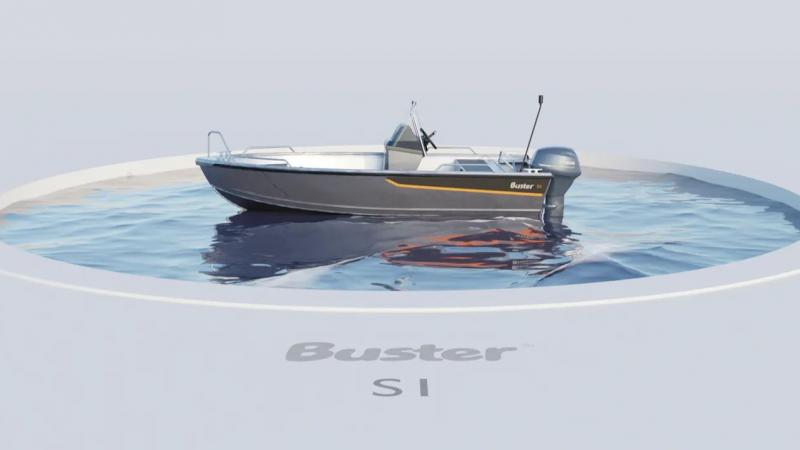 Buster S1 360 view
