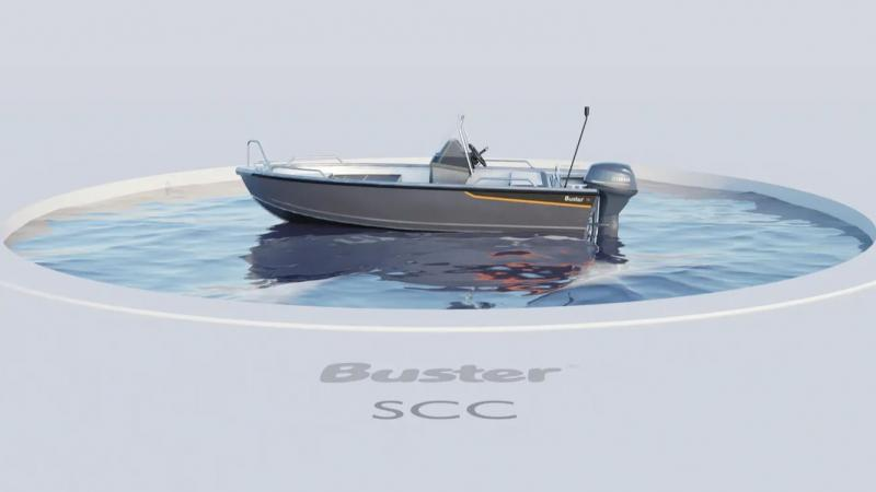 Buster SCC 360 view