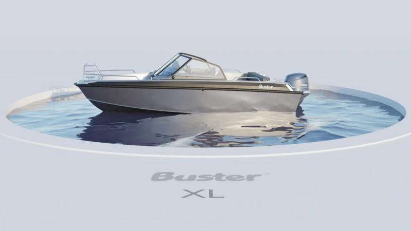Buster XL 360 view