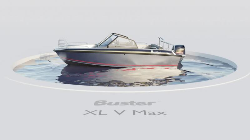 Buster XL V Max 360 View