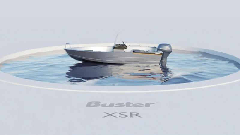 Buster XSr 360 view