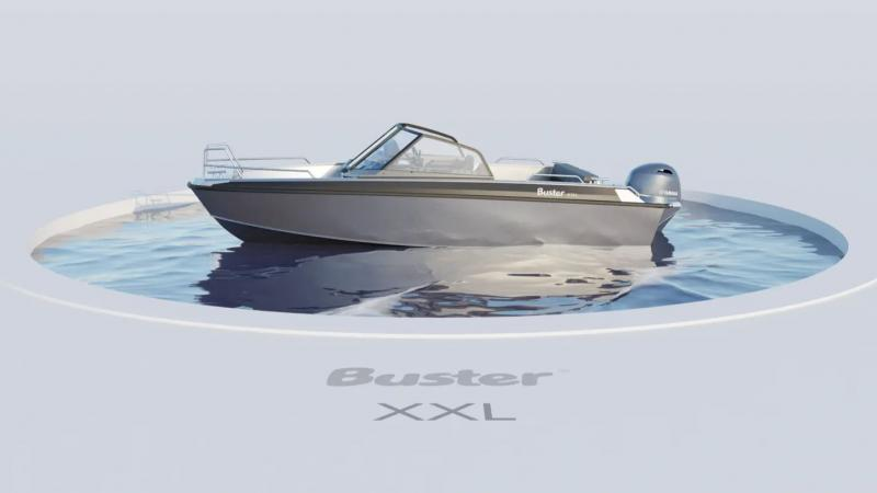 Buster XXL 360 view