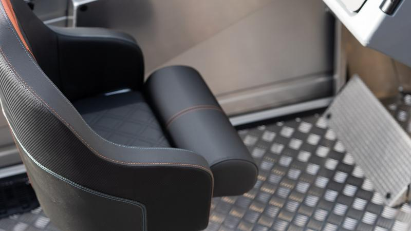 Buster Lx seat